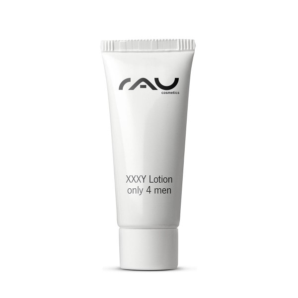 RAU XXXY Lotion only 4 men 8 ml - Anti-aging fluid speciaal voor de mannenhuid