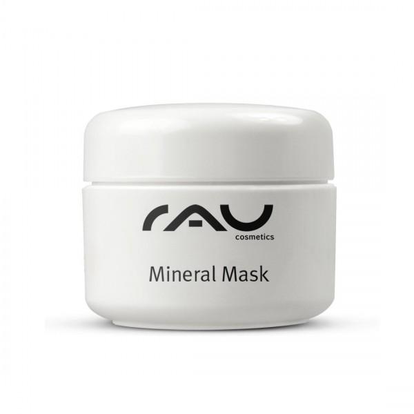 RAU Mineral Mask 5 ml - Gezichtsmasker voor onzuivere met Rügener Krijt, zink & salvia