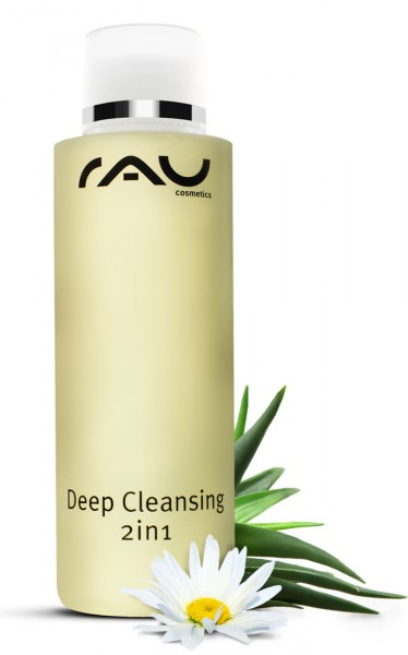 RAU Deep Cleansing 2 in1 200 ml -reinigt, verzorgt & lotioneert