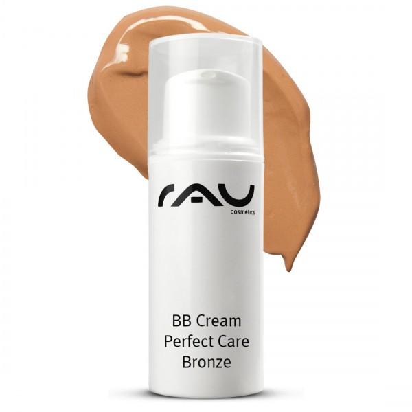 RAU BB Cream Perfect Care Bronze 5 ml - gezichtsverzorging en make-up in 1