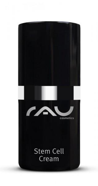 RAU Stem Cell cream met plantaardig stamcelcomplex, waardevolle plantaardige oliën, hyaluronzuur en ARGIRELINE®