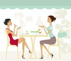 Twee-meisjes-in-cafe556edef637c9f