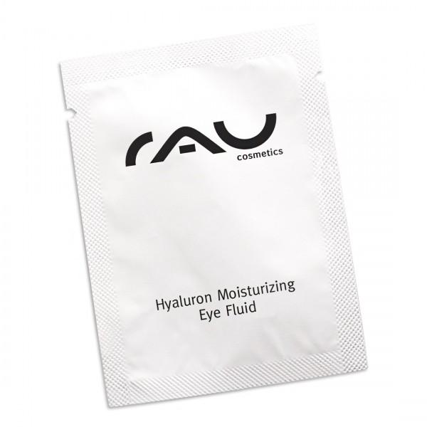 RAU Hyaluron Moisturizing Eye Fluid 1,5 ml - geeft een soepel-zacht huidgevoel