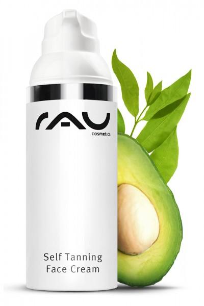 RAU Self Tanning Face Cream 50 ml - Zelfbruiner met UV bescherming