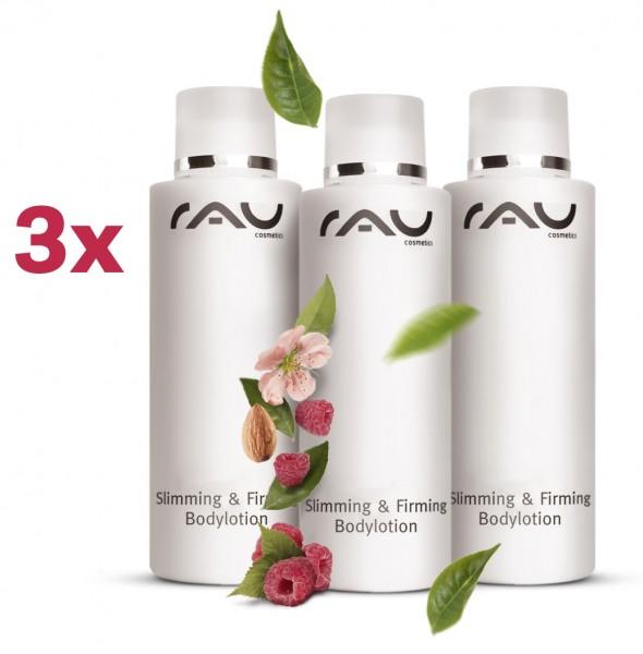Deal van de Week: 3 halen 1 betalen! RAU Slimming & Firming Bodylotion 200 ml