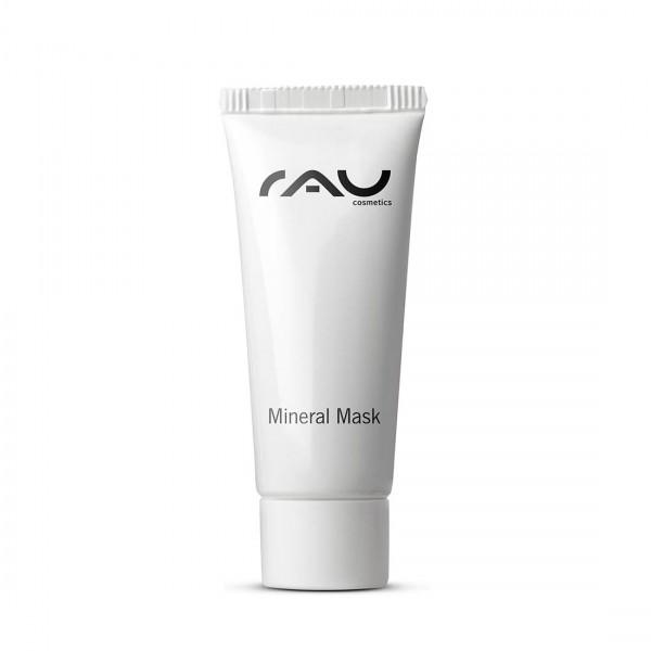 RAU Mineral Mask 8 ml - Gezichtsmasker voor onzuivere met Rügener Krijt, zink & salvia