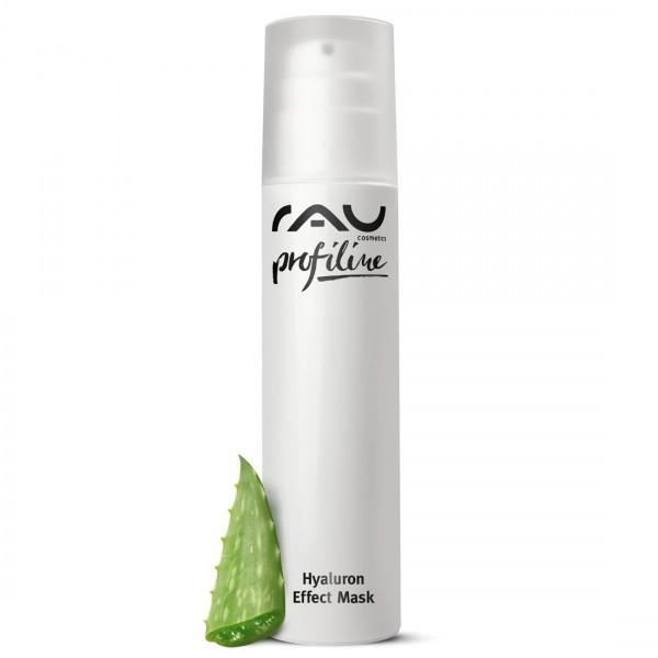 RAU Hyaluron Effect Mask 200 ml PROFILINE voor schoonheidssalon - Gelmasker met aloë vera & hyaluron