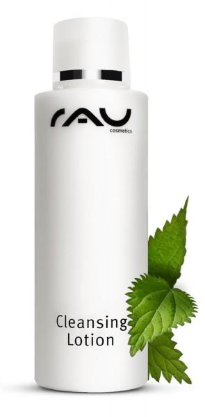 RAU Cleansing Lotion 200 ml - Reinigingsmelk met brandnetelextract - voor de dagelijkse gezichtsreiniging van de normale tot droge huid