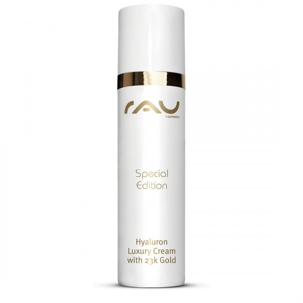RAU Hyaluron Luxury Cream met 23k goud 50 ml - Special Edition