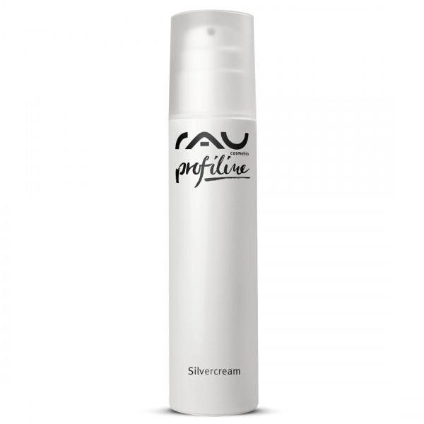 RAU Silvercream 200 ml PROFILINE - speciale creme voor onzuivere huid met microsilver, zink, salvia