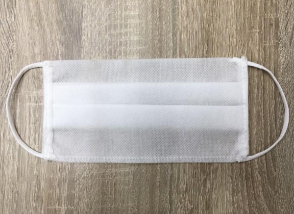 Mondkapje - uitwasbaar zonder neusstrip - 1 stuks met elastiek