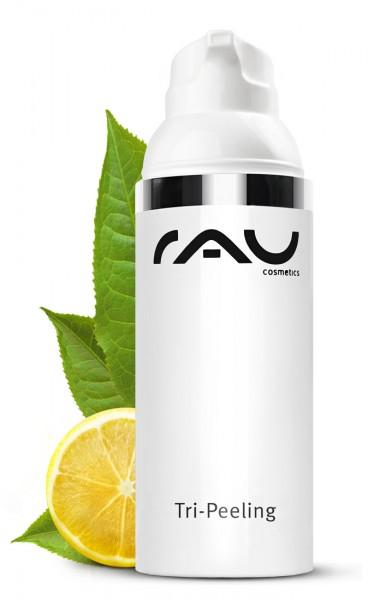 RAU Tri-Peeling - 50 ml - Enzym- en fruitzuurpeeling met papaya en witte thee