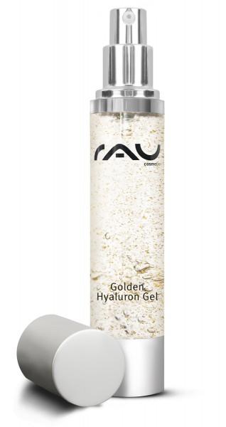 RAU Cosmetics Golden Hyaluron Gel 50 ml Airless-Spender