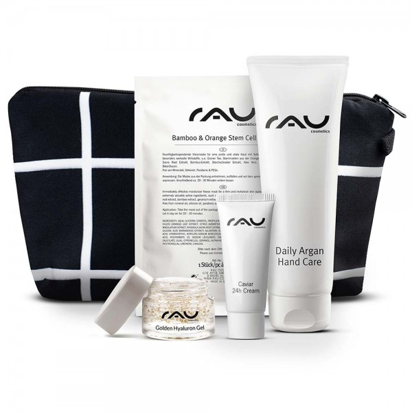 RAU Cadeauset M + stijlvol toilettasje - MOEDERDAGTIP