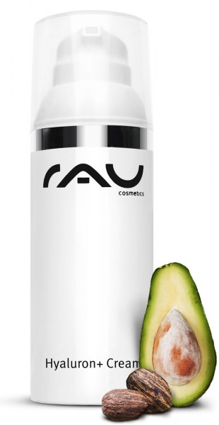 RAU Cosmetics Hyaluron + cream met UV bescherming