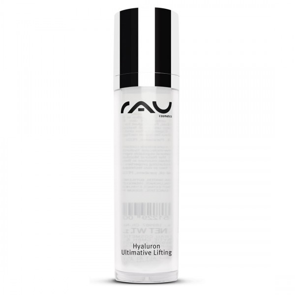 RAU Hyaluron Ultimative Lifting 50 ml - Hyaluronzuur concentraat gel