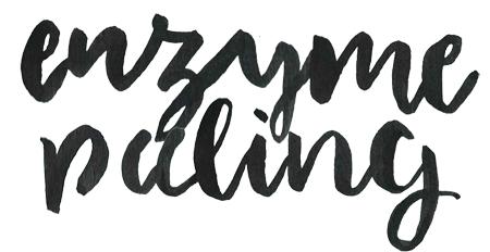 enzyme-peeling