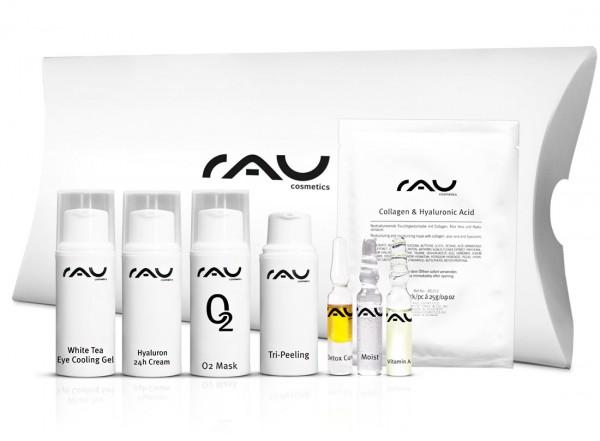 RAU Cadeauset met 8 hoogwaardige RAU producten