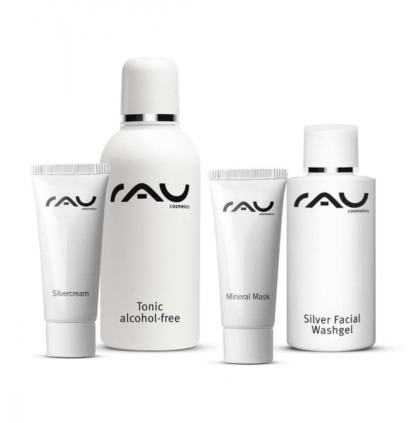 RAU Cosmetics verzorgingsset voor de onzuivere huid S - klein