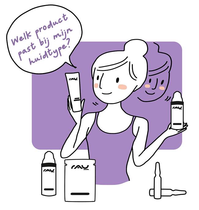 huidtype_RAU_Cosmetics-nederland