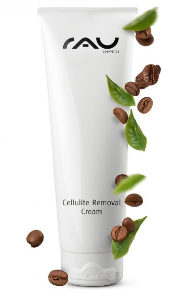 RAU Cellulite Removal Cream 250 ml - doorbloedingsbevorderende anti-cellulite bodycream