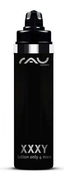 RAU XXXY Lotion only 4 men 50 ml - anti-age fluid voor de mannenhuid