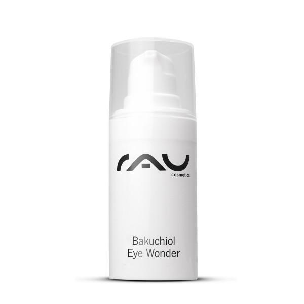 RAU Bakuchiol Eye Wonder 15 ml - rijke oogverzorging met anti-aging effect
