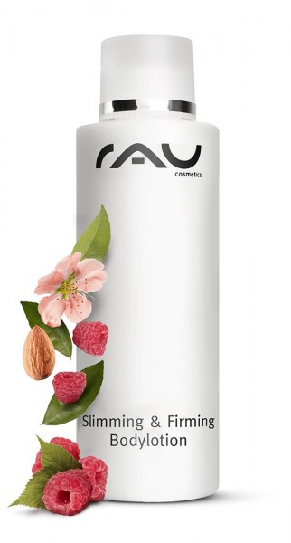 RAU Slimming & Firming Bodylotion 200 ml - verzorgende & huidverstevigende bodylotion
