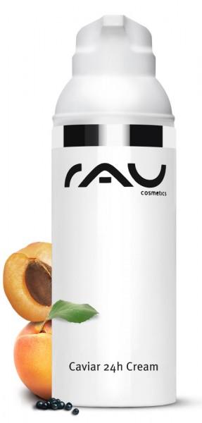 RAU Extrait de Caviar 24h cream voor droge en/of rijpe huid - werkingsvolle crème met kaviaar-extract