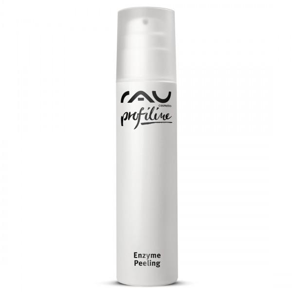 RAU Enzympeeling 200 ml PROFILINE voor schoonheidssalon - enzympeeling op basis van gistproteïnen
