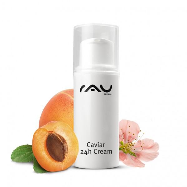 RAU Extrait de Caviar 24h Creme 5 ml - werkingsvolle crème met kaviaar-extract