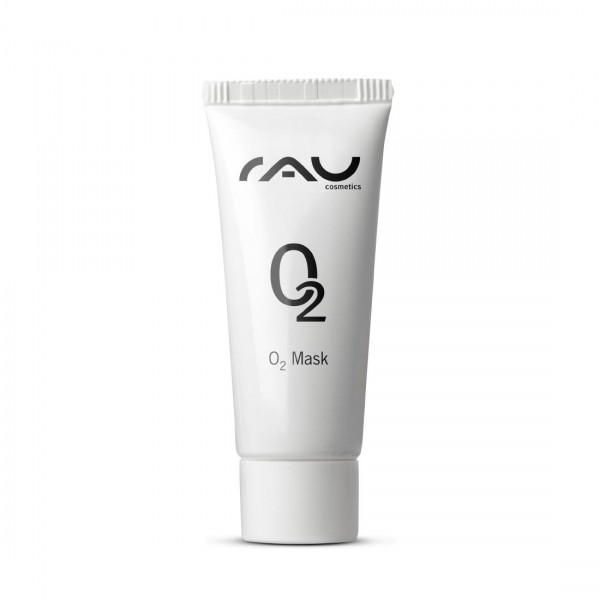 RAU O2 Mask 8 ml Gezichtsmasker met aloë vera, arnica en ginkgo