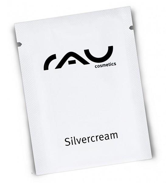 RAU Silvercream 1,5 ml, Bestseller voor onreine huid met zilver en zink