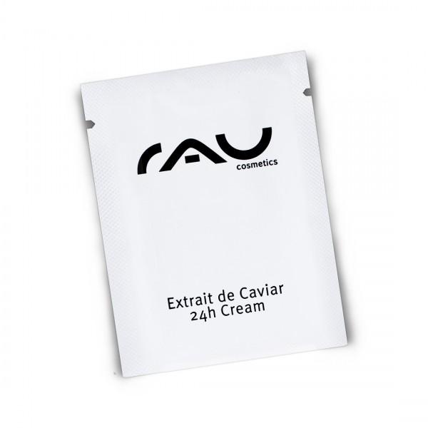 RAU Caviar 24h Creme 1,5 ml - werkingsvolle anti-age crème voor droge huid