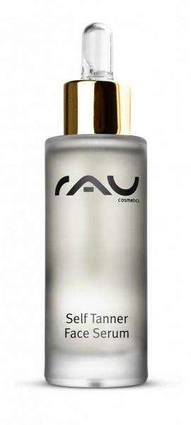 RAU Self Tanner Face Serum 30 ml - natuurlijke zelfbruiner voor het gezicht