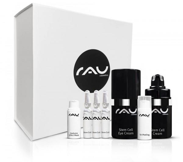 RAU luxe geschenkdoos met 5 producten - Stem Cell serie