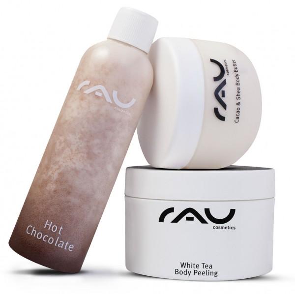 RAU Cosmetics lichaamsverzorgingsset