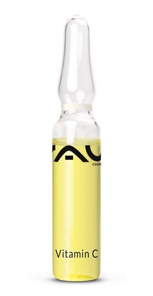 RAU Vitamine C ampullen 3 stuks x 2 ml - voor ieder huidtype beschermt  tegen schadelijke milieuinvloeden