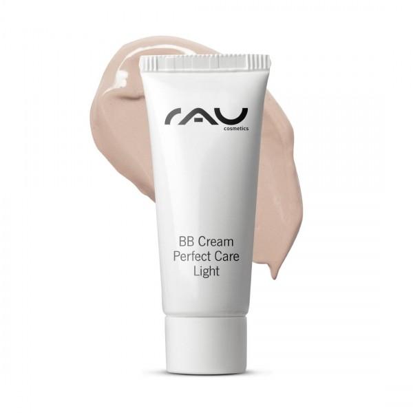 RAU BB Cream Perfect Care Light 8 ml - Gezichtsverzorging en make-up in één