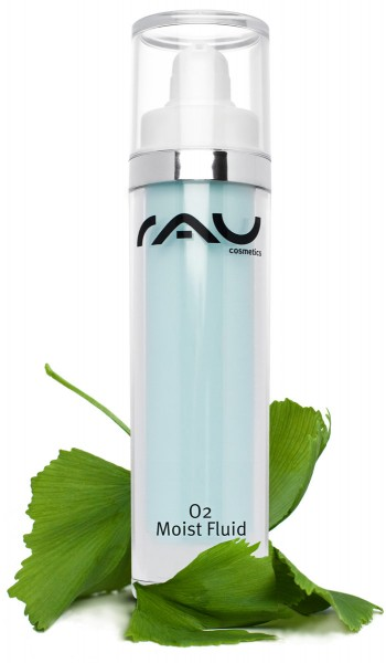 RAU O2 Moist Fluid 50 ml met hyaluronzuur