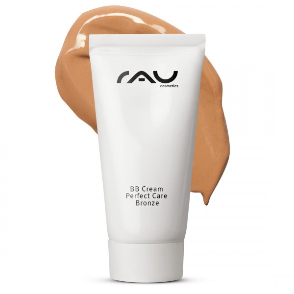 RAU BB Cream Perfect Care Bronze 30 ml - gezichtsverzorging en make-up in 1