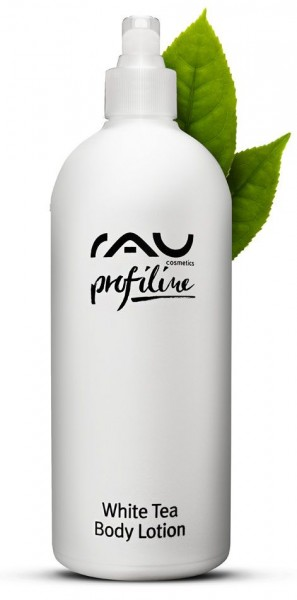 RAU White Tea Body Lotion 500 ml PROFILINE