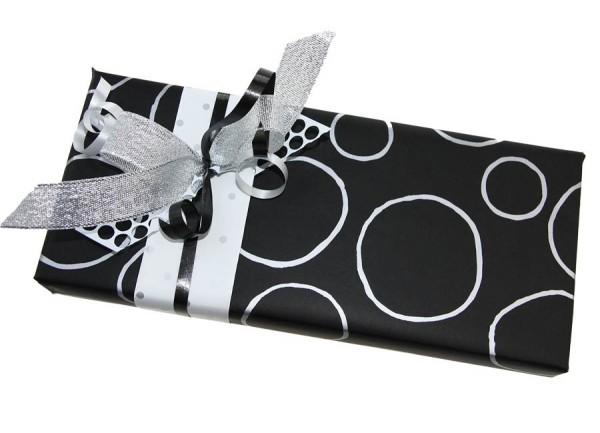 Kerstcadeaus - cadeaupapier neutraal