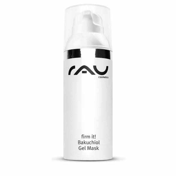 RAU firm it! Bakuchiol Gel Mask 50 ml - verfrissend anti-aging gelmasker