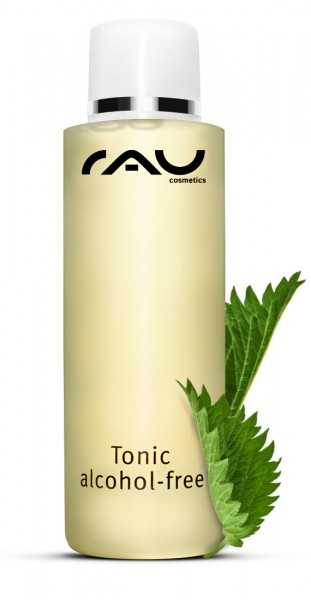 RAU Tonic alcohol-free 200 ml - Gezichtswater met brandnetelextract