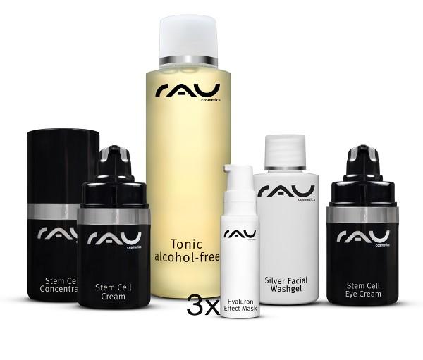 RAU Cosmetics startset rijpe huid - groot