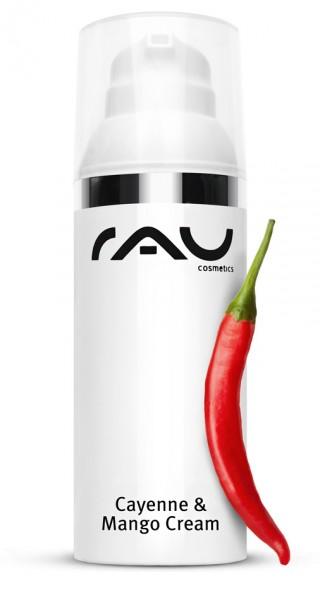 RAU Cayenne & Mango Cream 50 ml