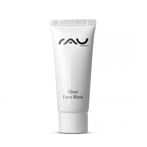 RAU Silver Face Mask 8 ml - Kalmerend crèmemasker met MicroSilver BG™