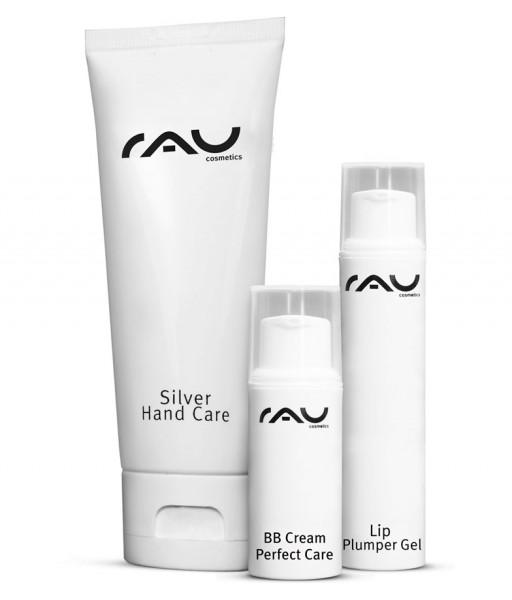 RAU Cosmetics Verzorgingstrio voor vrouwen