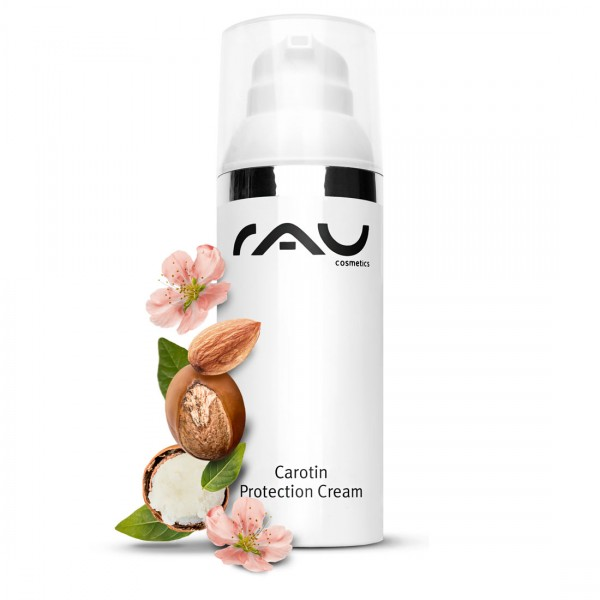 RAU Carotin Protection Cream 50 ml - beschermende, hydraterende crème met caroteen